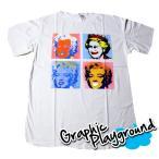 おもしろtシャツ パロディtシャツ メンズ 面白いTシャツ 笑えるTシャツ  王女の間違い探し S M L XLサイズ WHTIE
