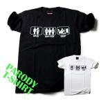 ショッピングおもしろtシャツ おもしろtシャツ パロディtシャツ メンズ パロディデザインTシャツ GOOD BETTER BEST M Lサイズ 黒色 パロディTシャツ メンズ レディース
