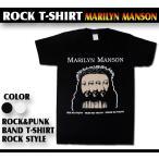ロックTシャツ Marilyn Manson マリリン マンソン NO TRUTH Sサイズ Mサイズ Lサイズ 黒色 白色