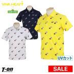 ポロシャツ メンズ ビバハート×セサミストリート VIV