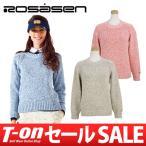 ショッピングセーター セーター レディース ロサーセン ROSASEN 2018 春夏 新作 ゴルフウェア