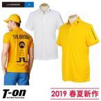 ポロシャツ メンズ Jリンドバーグ J.LINDEBERG 日本正規品 2019 春夏 新作 ゴルフウェア