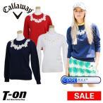 ショッピングセーター セーター レディース キャロウェイ アパレル ゴルフウェア Callaway APPAREL 2018 春夏 ゴルフウェア
