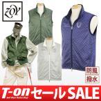 【30%OFFセール】ゾーイ ZOY ベスト ゴルフウェア メンズ