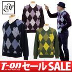 【30%OFFセール】ゾーイ ZOY セーター ゴルフウェア メンズ