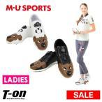 ショッピングスポーツ シューズ シューズ レディース MUスポーツ MUSPORTS  ゴルフ