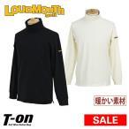 長袖タートルネックシャツ メンズ ラウドマウス ゴルフ 日本正規品 日本規格 LOUDMOUTH GOLF 2017 秋冬 ゴルフウェア