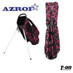 ショッピングキャディバッグ キャディバッグ メンズ レディース アズロフ AZROF  ゴルフ