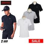 【30%OFFセール】ポロシャツ メンズ ブリーフィング ゴルフ BRIEFING 2019 春夏 新作 ゴルフウェア