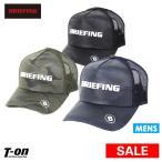 ブリーフィング BRIEFING 帽子 キャップ ブラック フリー
