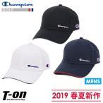 チャンピオンゴルフ Champion GOLF 帽子 コットンツイル キャップ ホワイト 010 フリー