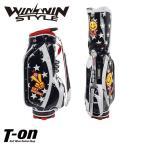 ショッピングキャディバッグ キャディバッグ メンズ レディース ウィンウィンスタイル WINWIN STYLE ゴルフ