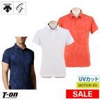 【30%OFFセール】ポロシャツ メンズ デサントゴルフ デサント DESCENTE 2019 春夏 新作 ゴルフウェア