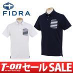 ポロシャツ メンズ フィドラ FIDRA 2018 春夏 ゴルフ