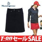 スカート レディース マンシングウェア Munsingwear 2017 秋冬 ゴルフウェア