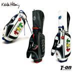 キャディバッグ メンズ レディース キース・ヘリング Keith Haring 日本正規品   ゴルフ