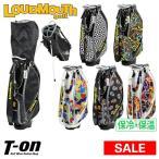 ショッピングキャディバッグ キャディバッグ メンズ レディース ラウドマウス ゴルフ LOUDMOUTH GOLF 日本正規品 日本規格  ゴルフ