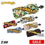 ラウドマウス LM-HC0002 FW フェアウェイウッド用 ヘッドカバー ユニセックス17