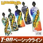 2017 春夏 ラウドマウス ゴルフ 日本正規品 LOUDMOUTH GOLF ユーティリティ用ヘッドカバー メンズ レディース