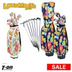 ショッピングキャディバッグ キャディバッグ メンズ レディース ラウドマウス ゴルフ LOUDMOUTH GOLF 日本正規品  ゴルフ