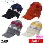 【30%OFFセール】キャップ レディース マンシングウェア Munsingwear 2019 秋冬 新作 ゴルフ