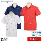 【30%OFFセール】半袖ポロシャツ メンズ マンシングウェア Munsingwear 2019 春夏 新作 ゴルフウェア