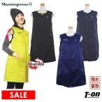 【30%OFFセール】ベスト レディース マンシングウェア Munsingwear 2019 秋冬 新作 ゴルフウェア