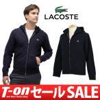 2016 秋冬 ラコステ 日本正規品 LACOSTE パーカーブルゾン ゴルフウェア メンズ