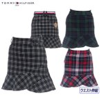 スカート レディース トミー ヒルフィガー ゴルフ TOMMY HILFIGER GOLF 日本正規品 2021 秋冬 新作 ゴルフウェア thla163