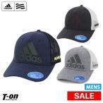 アディダス adidas メンズ ゴルフ ドットロゴ メッシュキャップ ブラック XA191 CL0485