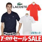 【30%OFFセール】2017 春夏 ラコステスポーツ 日本正規品 LACOSTE ポロシャツ ゴルフウェア メンズ