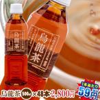 烏龍茶500ml×48本【送料無料!】福建省産茶葉100%使用 トライアルカンパニープライベートブランド お茶 ペットボトル  ウーロン茶