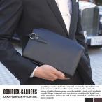 青木鞄 本革セカンドバッグ メンズ レザー 日本製 慧可 COMPLEX GARDENS