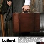 青木鞄 Lugard 本革アタッシュケース メンズ 日本製 B4 レザー