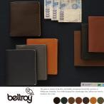 bellroy ベルロイ 財布 薄い 薄型 二つ折り 本革 レザー 小銭入れあり