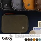 bellroy ベルロイ 財布 小銭入れ ファスナー コインケース カードケース 本革 レザー
