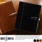 コードバン 手帳 日本製 BRIT HOUSE システム手帳 A5サイズ  メンズ ビジネス 6穴 日本製 革