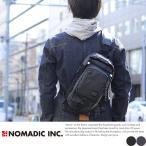 NOMADIC ノーマディック ボディバッグ メンズ A5 ビジネス BS-75