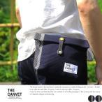 THE CANVET 刺し子ベルトポーチ メンズ 日本製 ウエストポーチ 和風