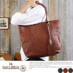 青木鞄 la GALLERIA レザートートバッグ メンズ 本革 A4 レザー
