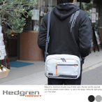 Hedgren ショルダーバッグ メンズ iPad 斜め掛け B5 軽量