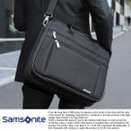 サムソナイト メンズ ブリーフケース 大容量 ビジネスバッグ Samsonite  CLASSIC 大きめ ナイロン B4