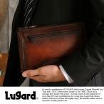 青木鞄 Lugard 本革セカンドバッグ メンズ 日本製 レザー