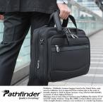 パスファインダー ビジネスバッグ メンズ B4 出張 大容量 多機能