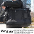パスファインダー ビジネストートバッグ メンズ B4 2way 大容量