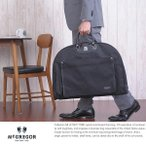 ガーメントバッグ メンズ ブラック McGREGOR スーツ入れ ガーメントケース おしゃれ ナイロン