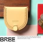 BREE ブリー 馬蹄型コインケース Sサイズ ヌメ革 本革 メンズ NATURE J9