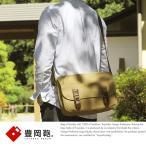 豊岡鞄 ショルダーバッグ メンズ 斜めがけ B5 こうのとり帆布
