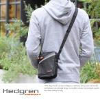 Hedgren ショルダーポーチ メンズ iPad mini ナイロン BLOG
