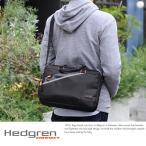 Hedgren 2wayショルダーバッグ メンズ A4 パソコン iPad ナイロン NETWORK